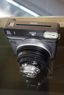 Instax Square SQ6 modification